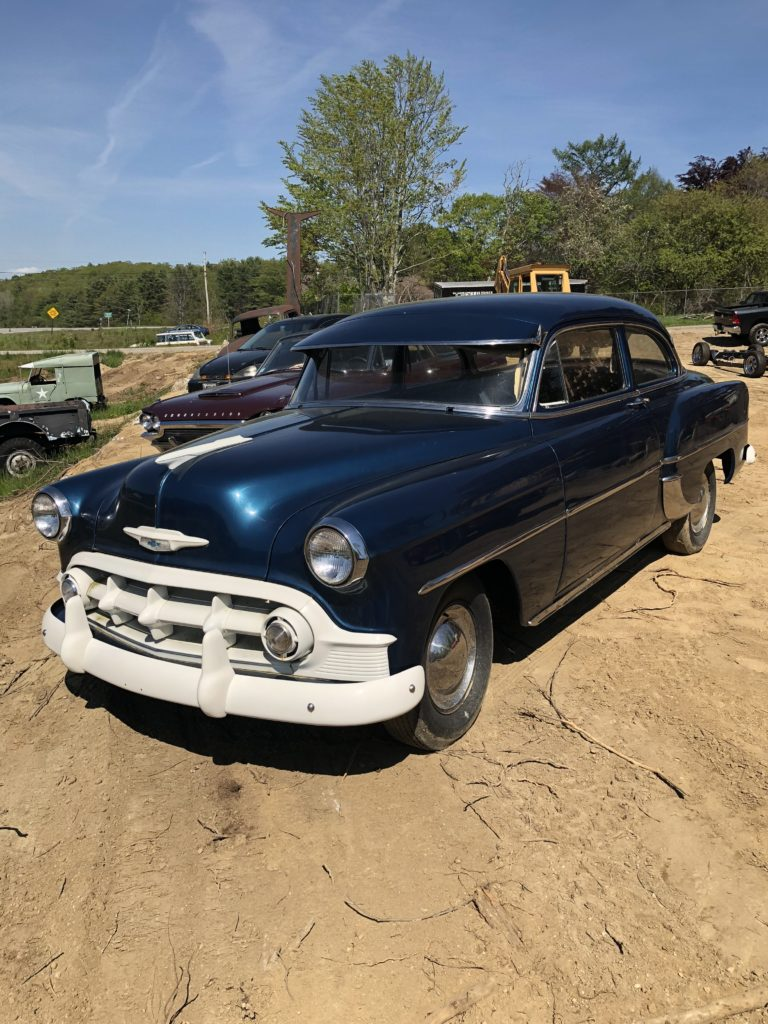 1953 Chevy Coupe – Twisted Iron Customs